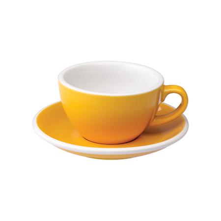 Loveramics-Egg-cappuccino-cup-200ml-yellow