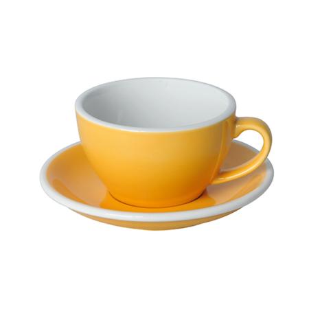 Loveramics-Egg-cappuccino-cup-250ml-yellow