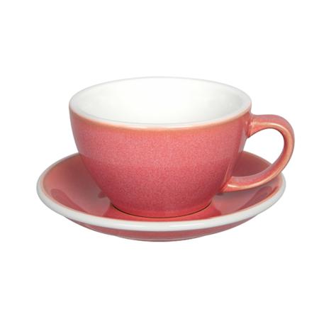 Loveramics-Egg-potters-café-latte-cup-300ml-berry