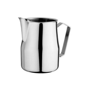 Motta milk jug in stainless steel